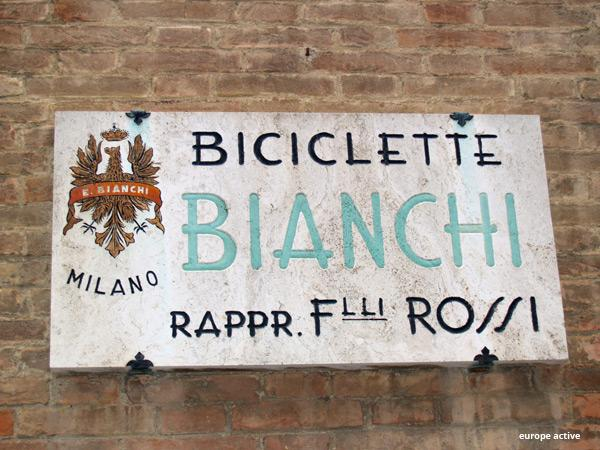 Cycling in Tuscany - Eroica